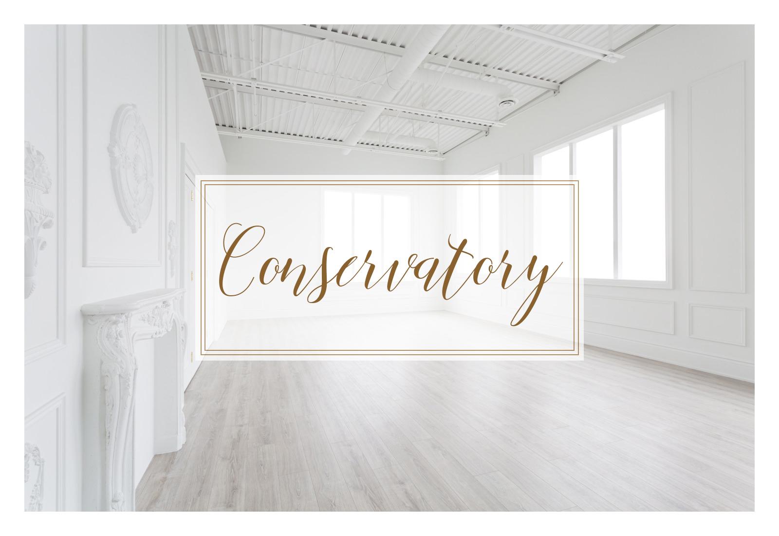 navigation for conservatory