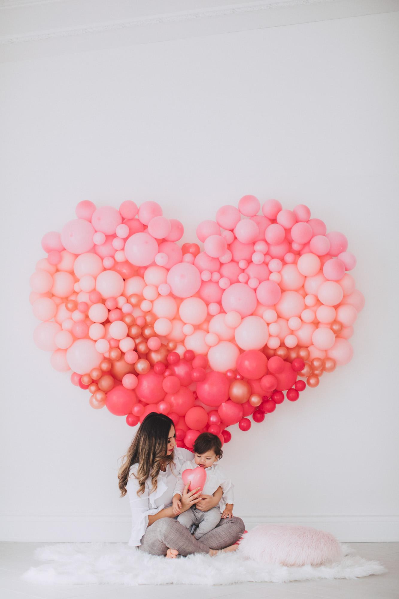 Valentines Day installation