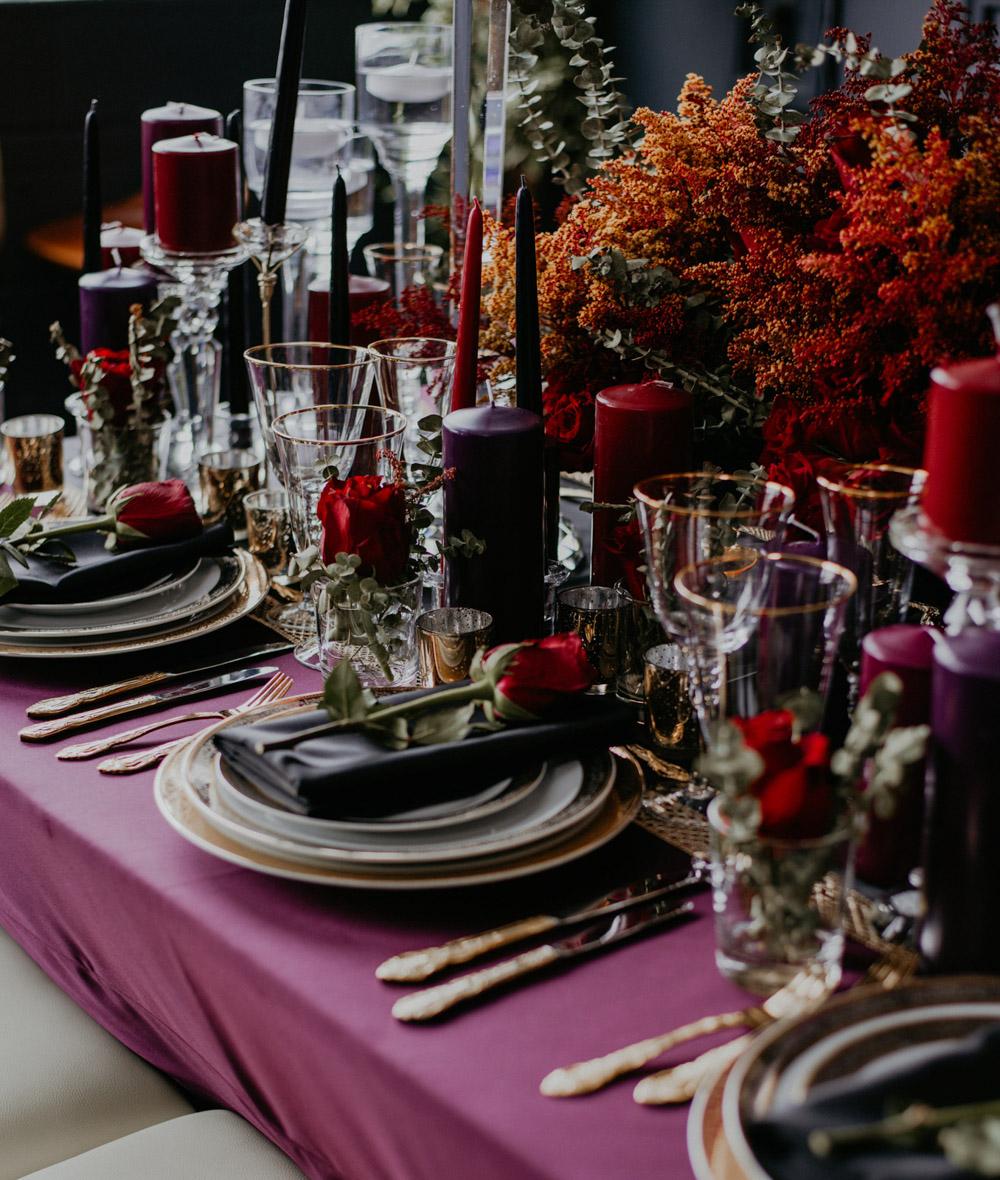 celebrate table decor