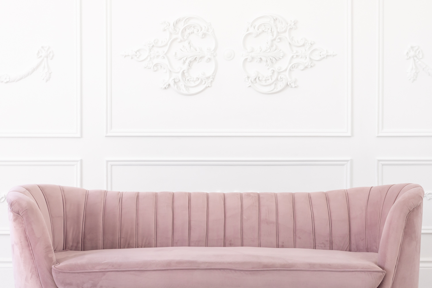 Ballroom Pink Couch