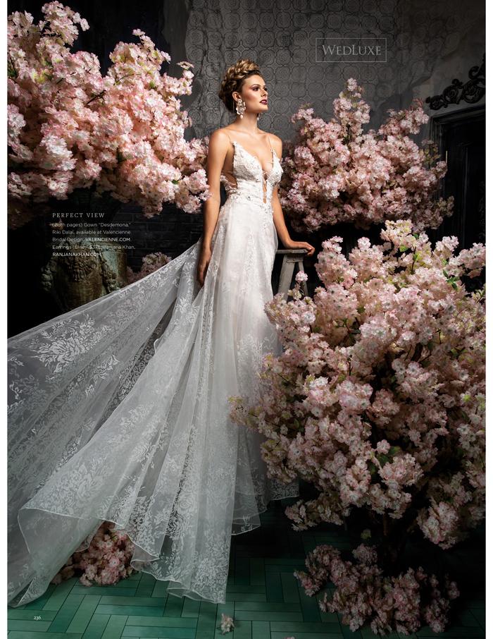 bridal pink blush
