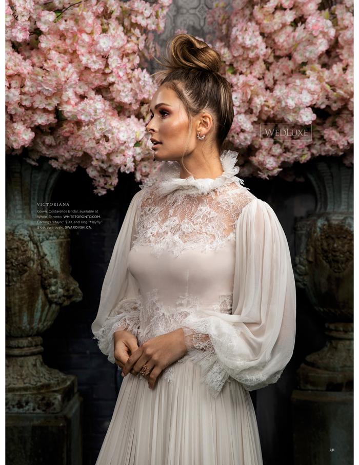 topbun bride fantasy