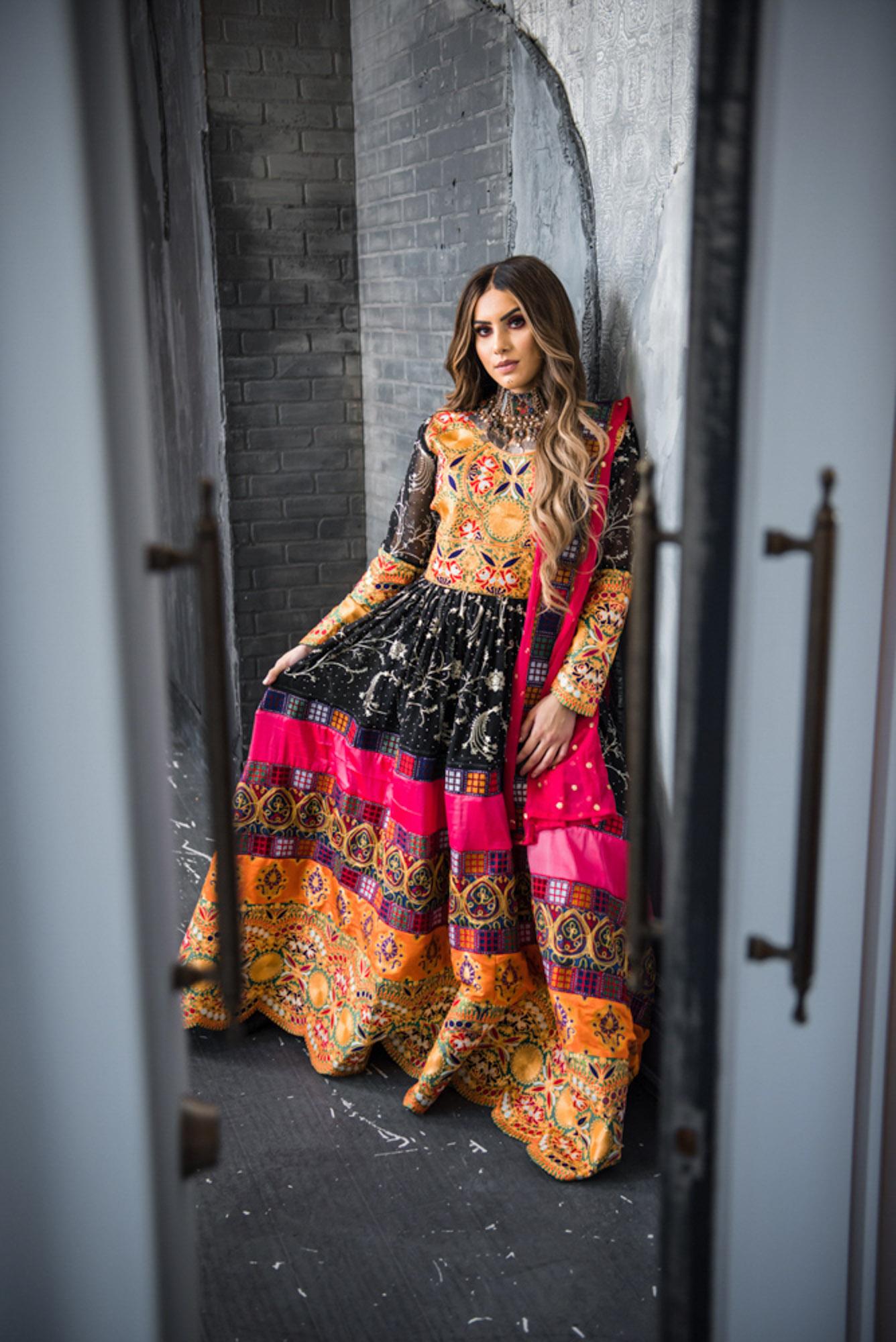 woman dress culture
