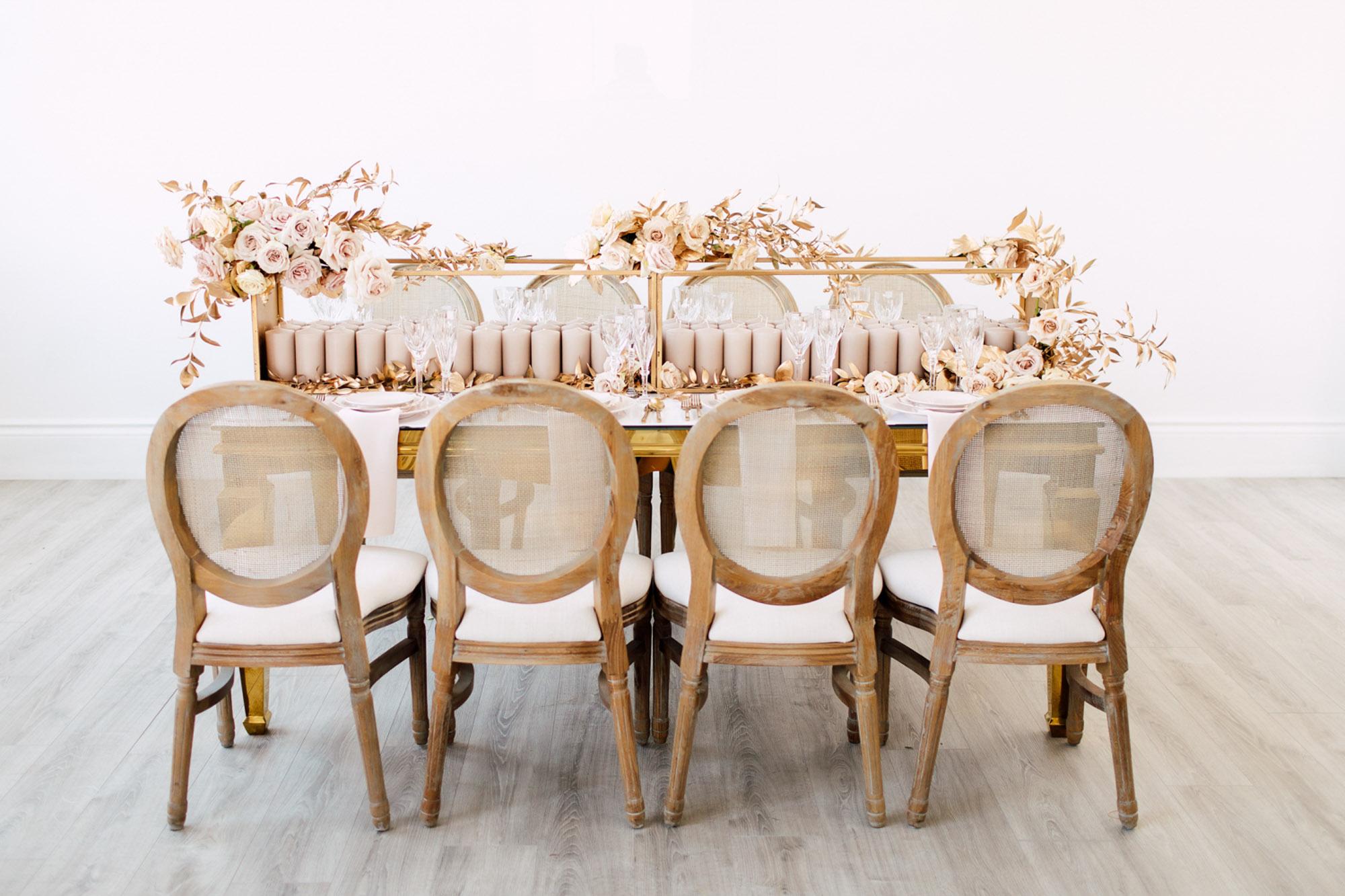 seats wedding decoration