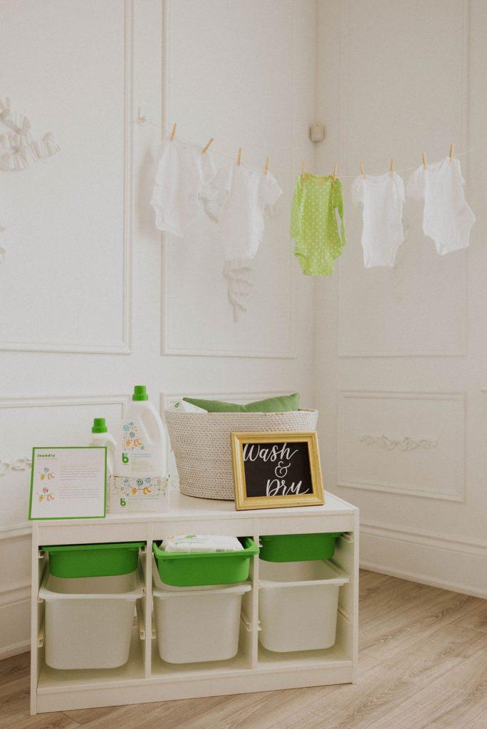 Laundry, Baby Laundry