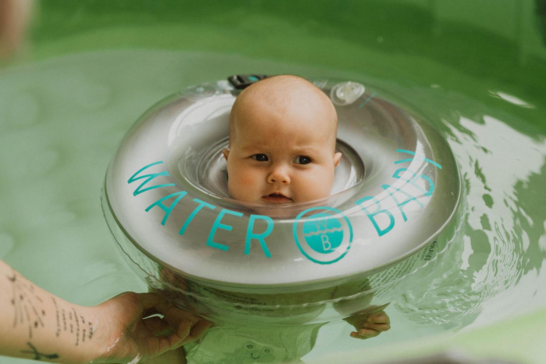 Water Baby, Baby Swimming