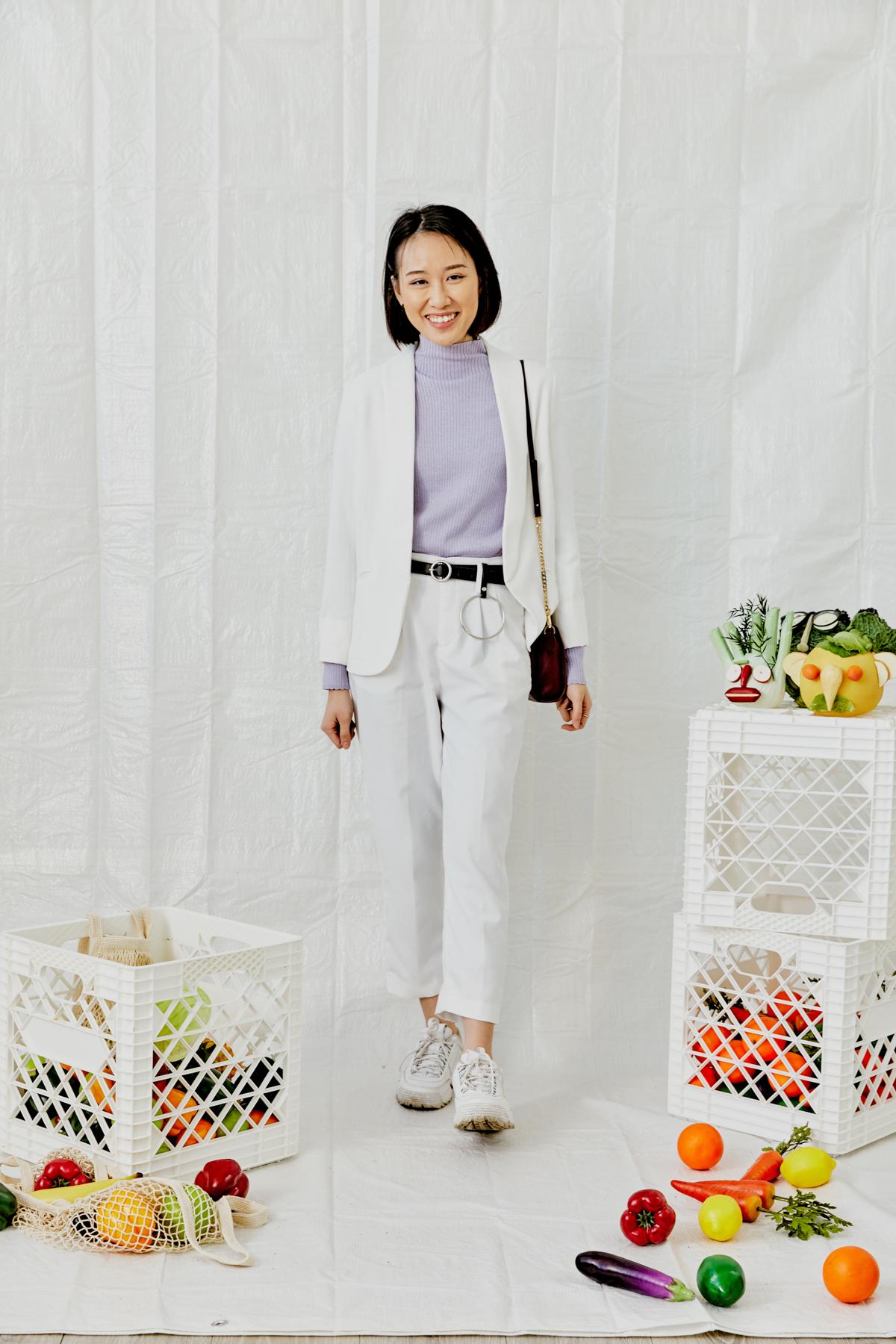 Portrait, Creative Portrait, Fashion Line