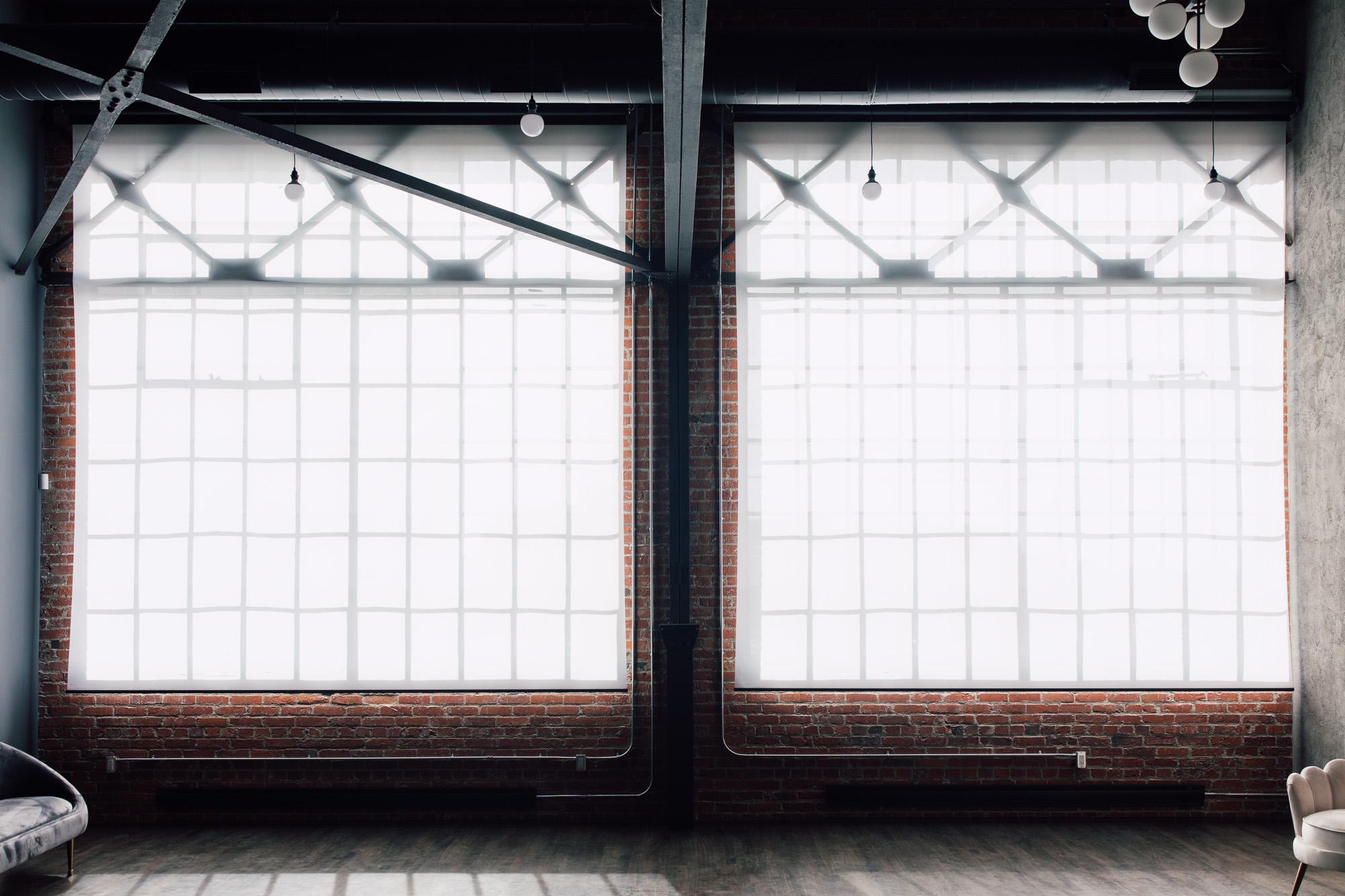 photo studio diffuser screen