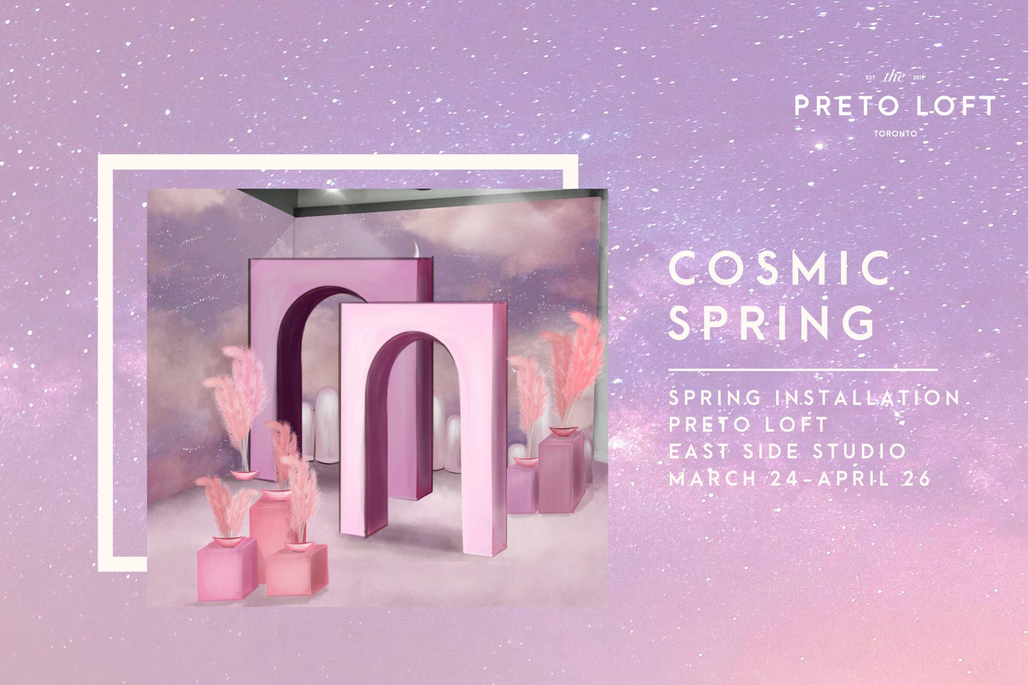 Cosmic Spring Setup