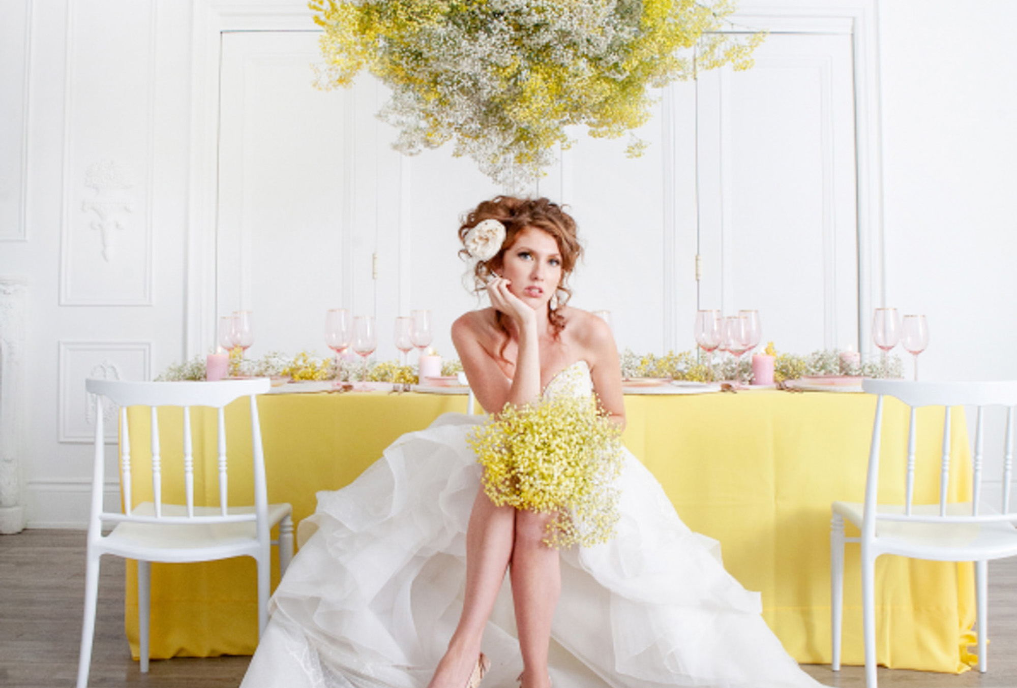 Bridal Editorial Photoshoot