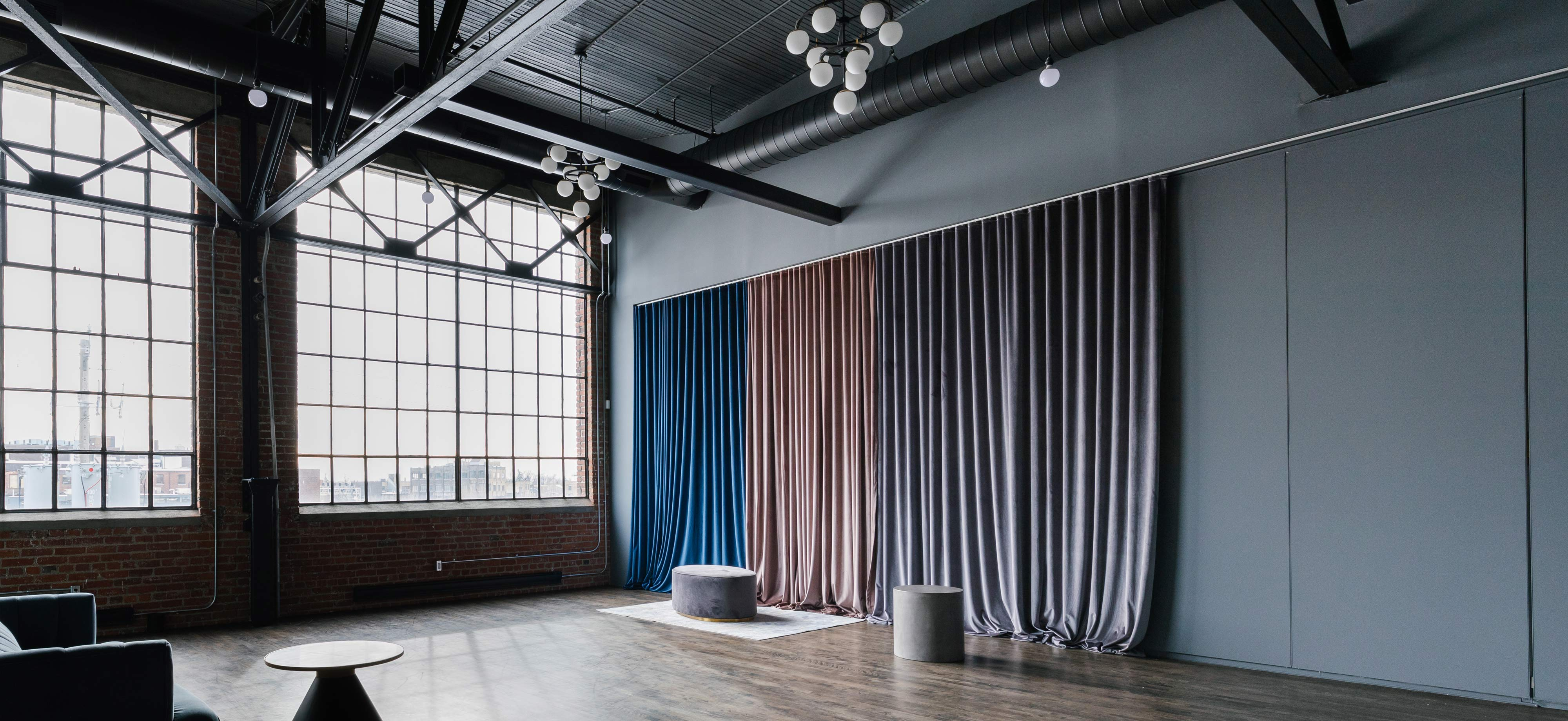 east side studio drapes