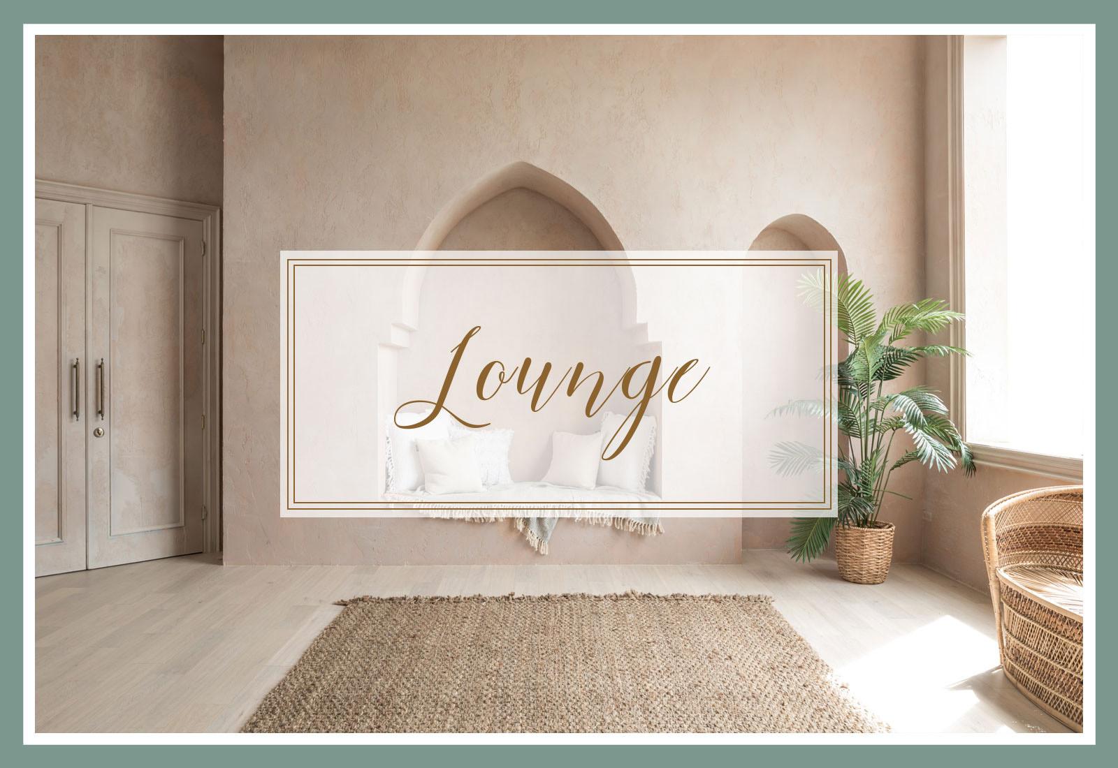 Lounge Studio navigation