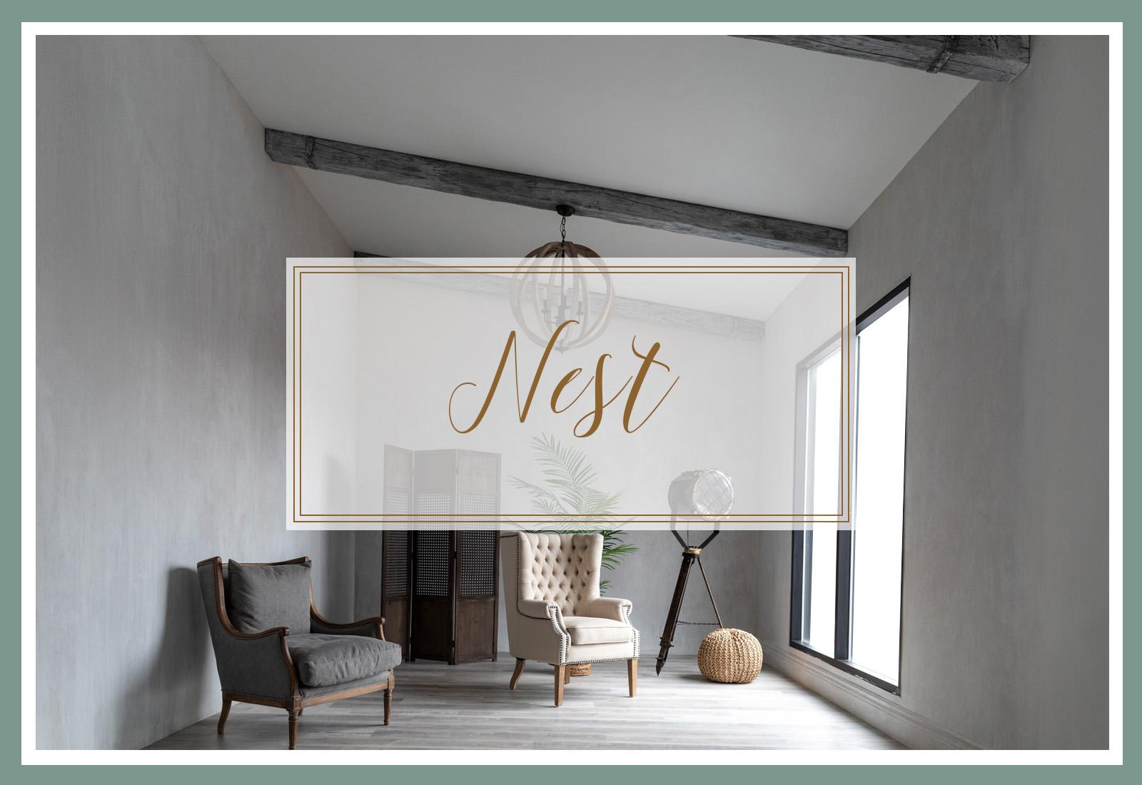 Nest Studio navigation