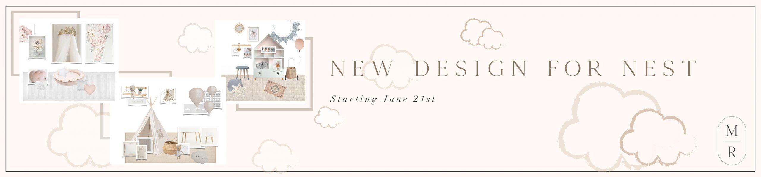 Nest redesign