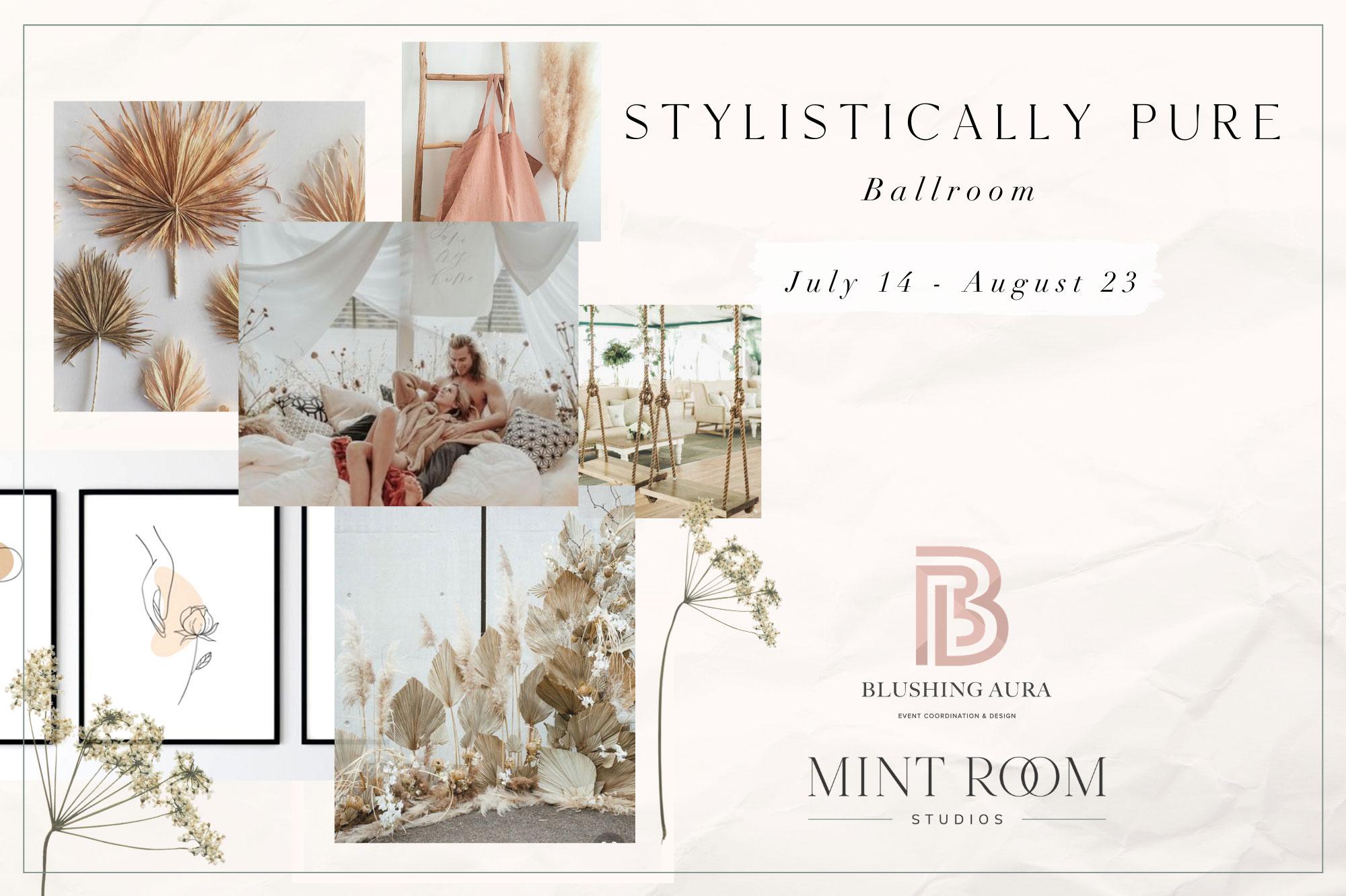 Mint Room Setup