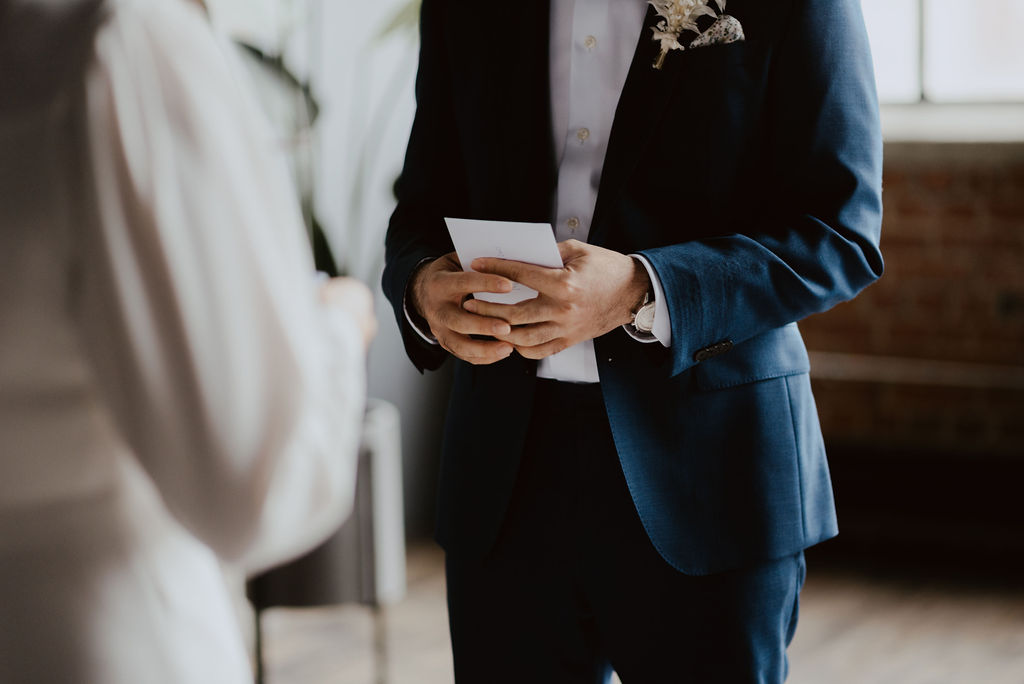 Preto Loft Wedding