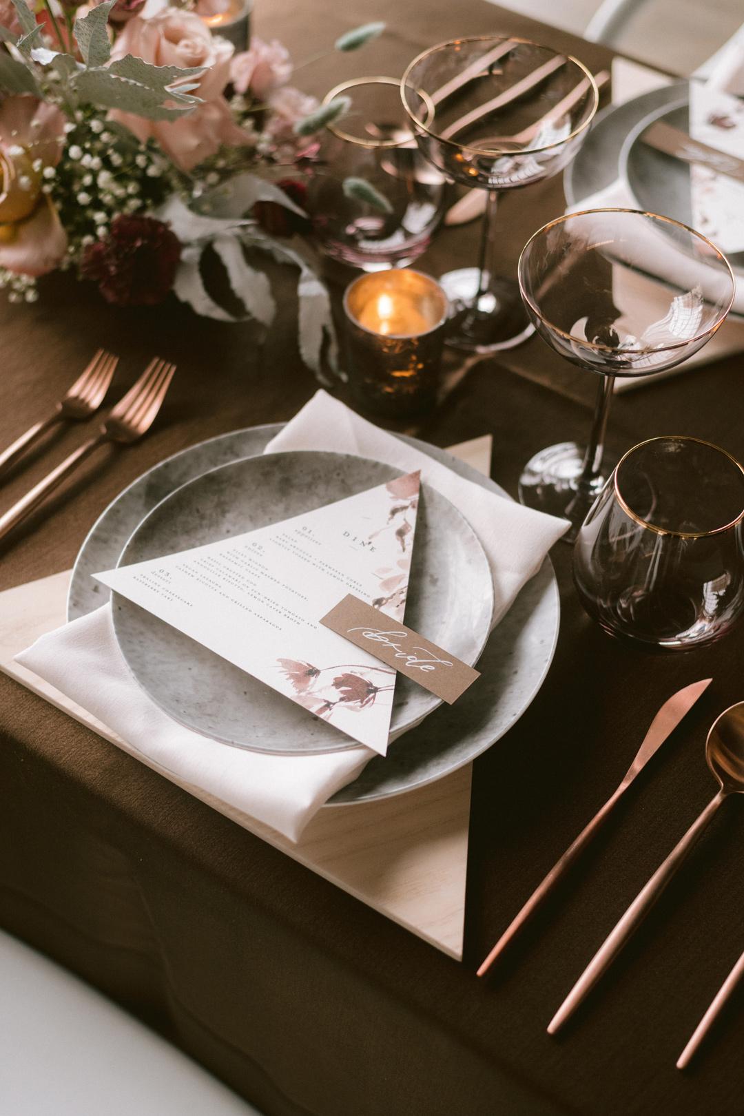Event Table Arrangement for Wedding